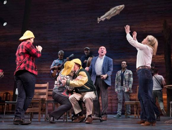 Come From Away New York at Gerald Schoenfeld Theatre