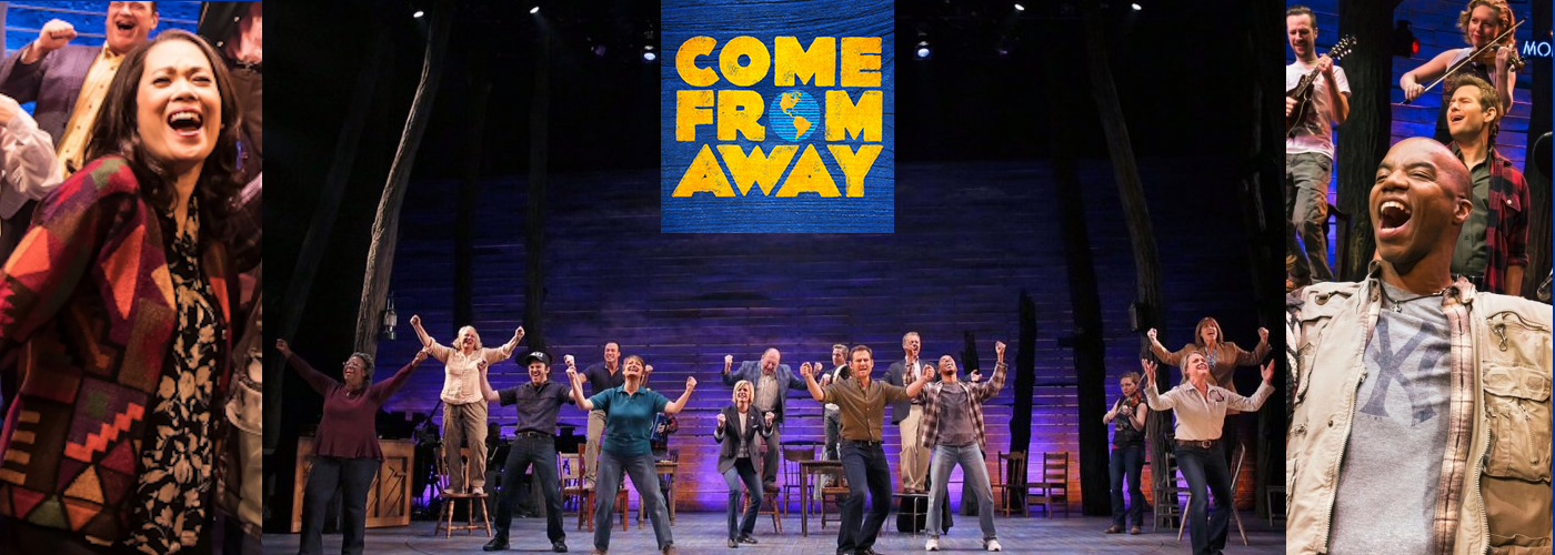 Come from Away new york