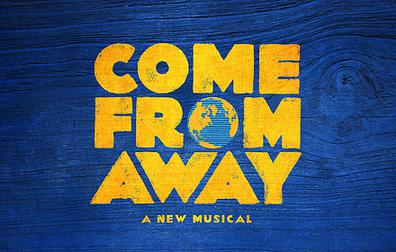 Come From Away at Gerald Schoenfeld Theatre